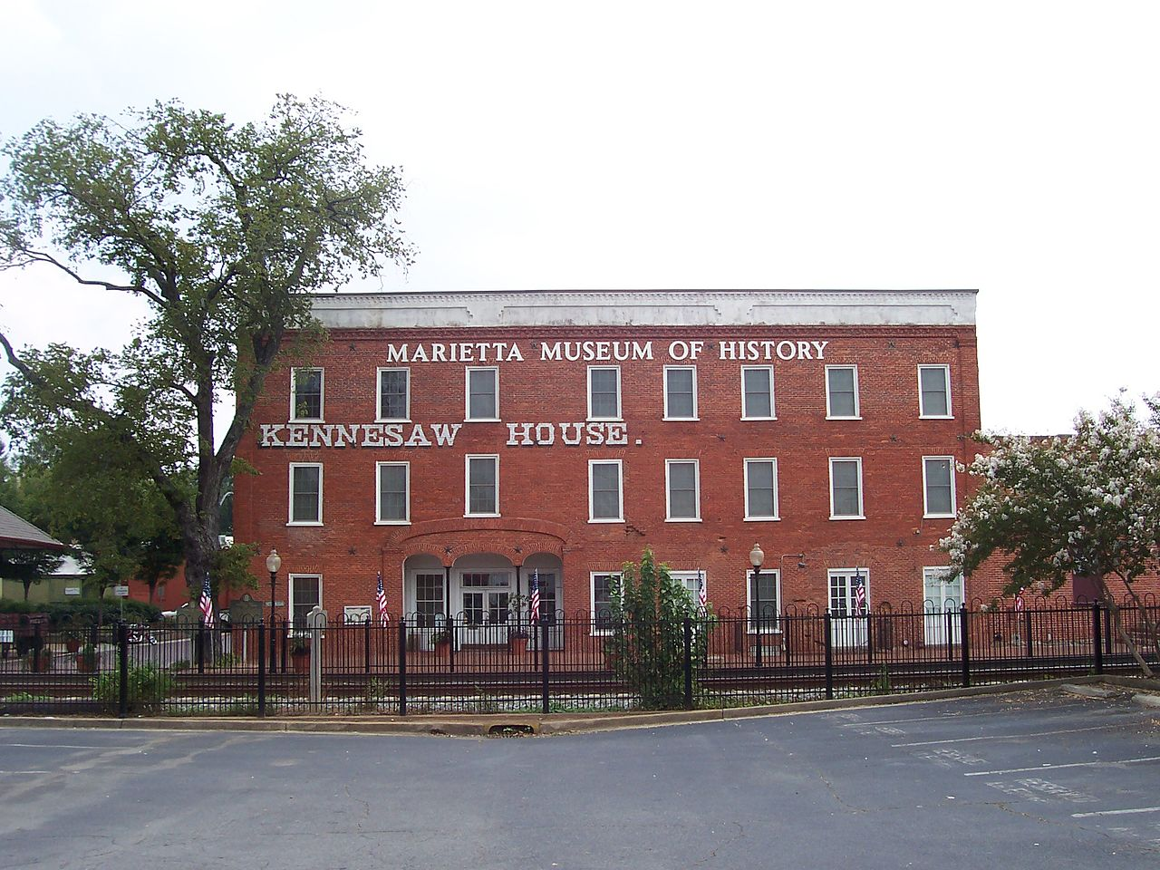 Kennesaw House in Marietta, Georgia Ghosts