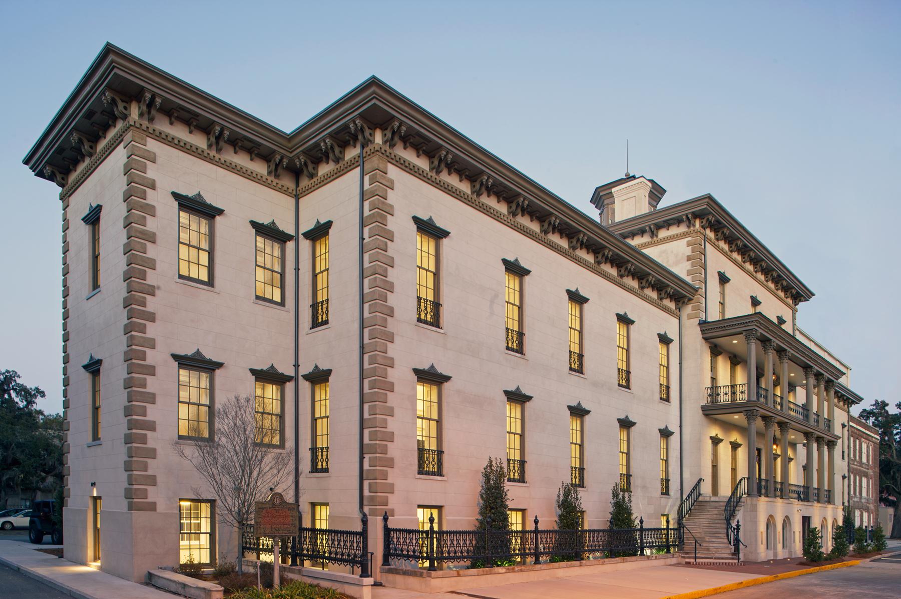Candler Hospital in Savannah Georgia Ghosts