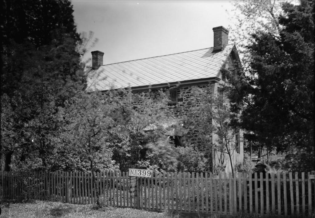 Japhet Leeds House, The Jersey Devil